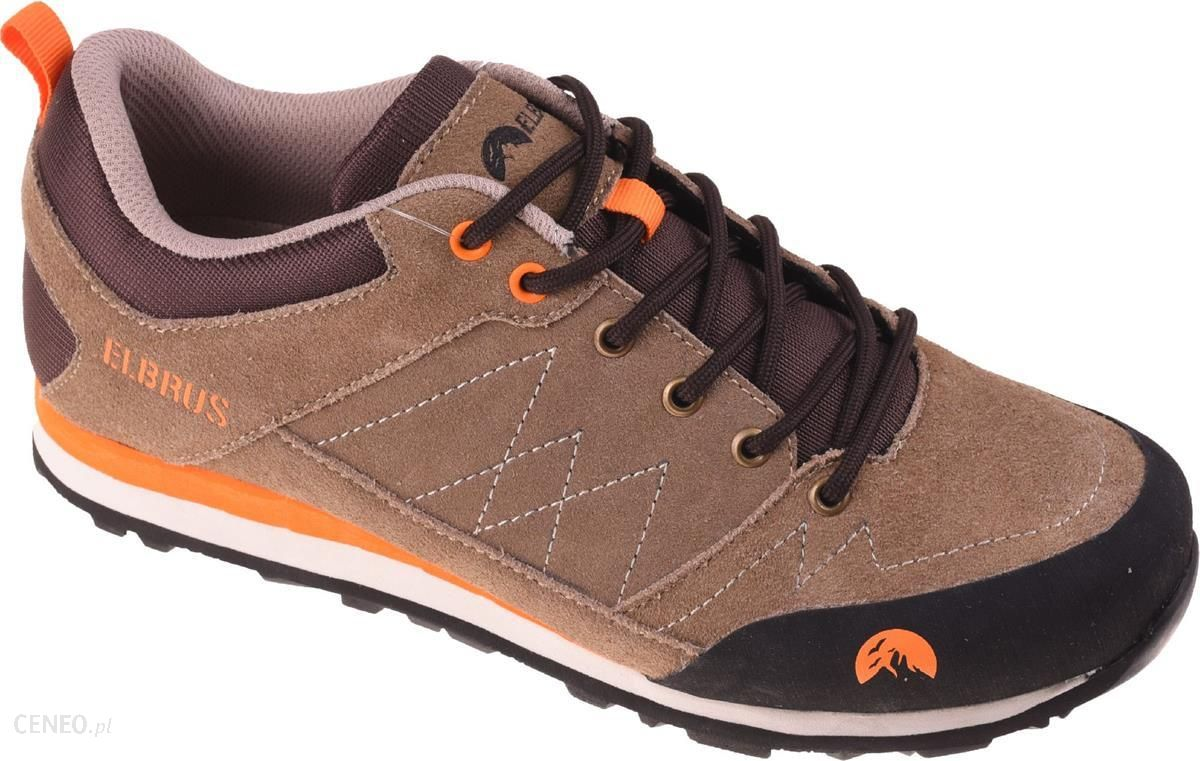 b588cfd0cf930 ELBRUS Buty Męskie Hildur Clay/Dark Brown/Orange r. 45 - Ceny i ...