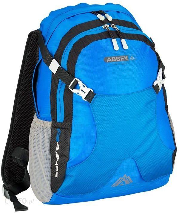 6118cdf20ba56 Plecak Abbey Plecak Turystyczny Miejski 20L Niebieski - Ceny i ...