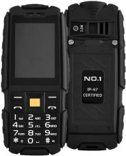 NO.1 A9 Rugged Phone Waterproof Dust-proof and Shock-proof Cellphone