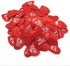 A letter of complaint list z zaaleniem wzr i gotowe zwroty set of 100 3535cm i love you letter heart shape flower petals confetti for wedding decorationod 1816 z spiritdancerdesigns Gallery