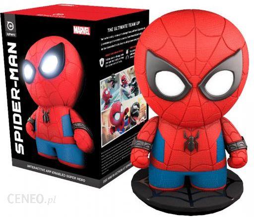 Sphero Spiderman interaktywna zabawka iOS Android IKRORSPI