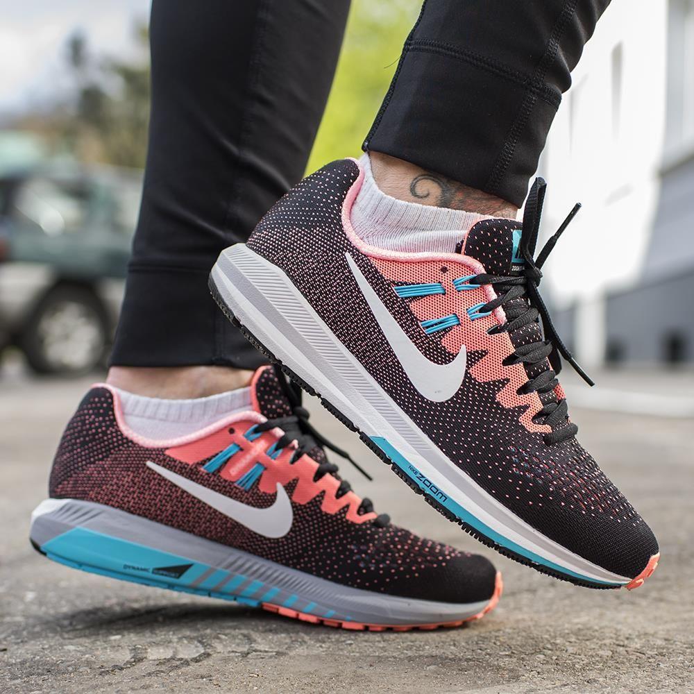 bordillo Inadecuado compañerismo  Nike Wmns Air Zoom Structure 20 W 849577001 - Ceny i opinie - Ceneo.pl