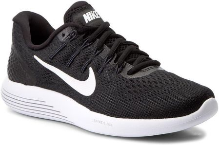 Buty NIKE - Lunarglide 8 843725 001 Black/White/Anthracite