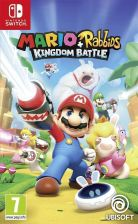 Gra Nintendo Switch Mario + Rabbids: Kingdom Battle (NS) - zdjęcie 1