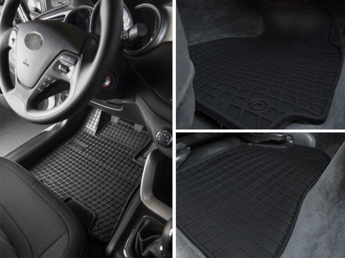 Dywanik Samochodowy Pok Ter Dywaniki Gumowe Czarne Audi A3 I 8l