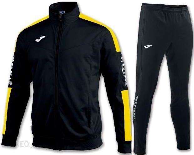 f07eeeefe97e JOMA CHAMPION IV męski dres treningowy czarny żółty - Ceny i opinie ...