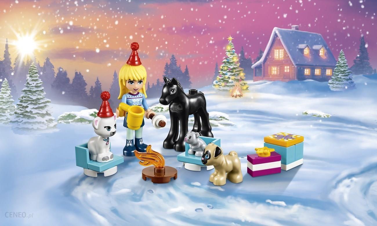 Klocki Lego Friends Kalendarz Adwentowy 41326 Ceny I Opinie Ceneopl