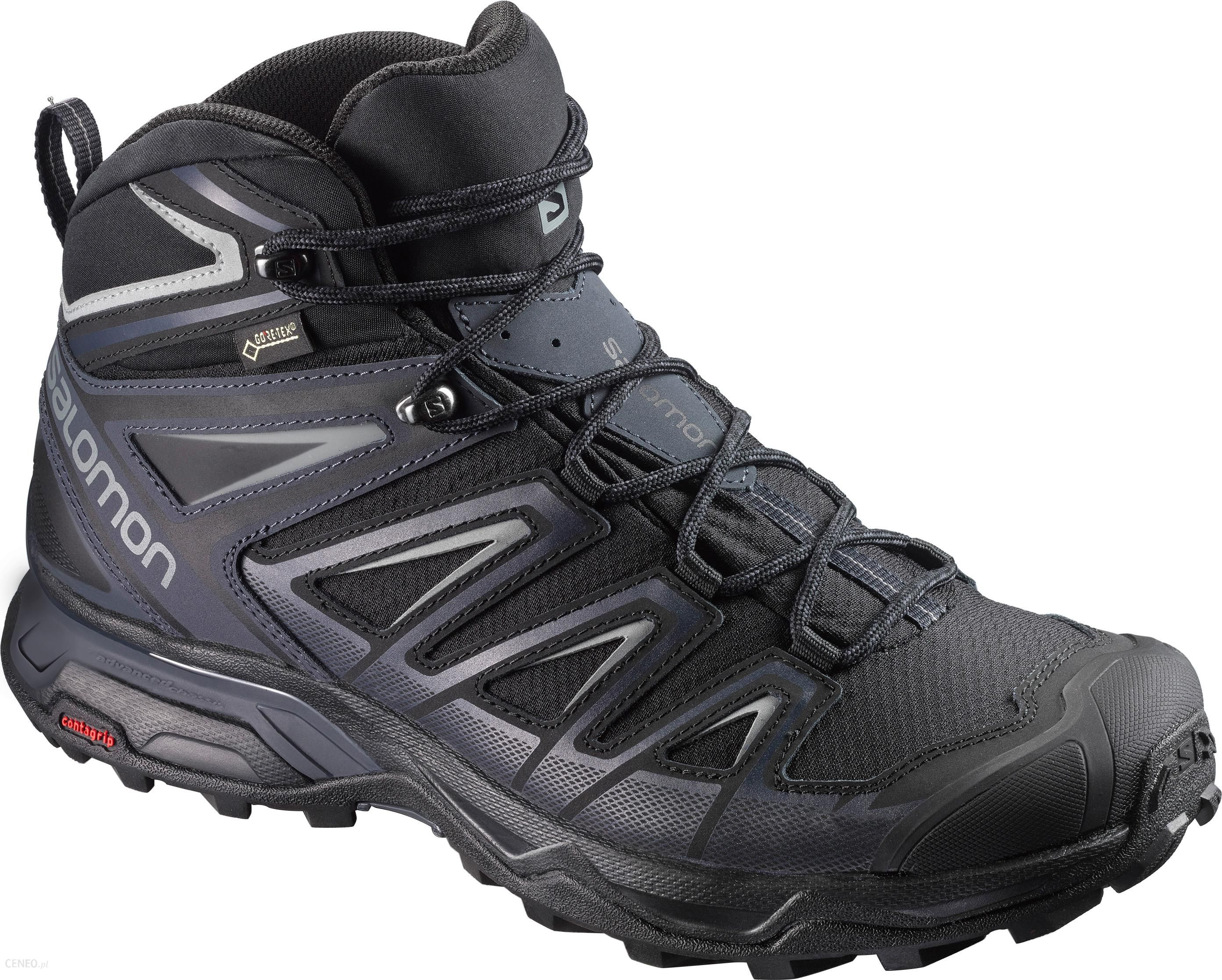 BUTY SALOMON X ULTRA 3 MID GTX® Black