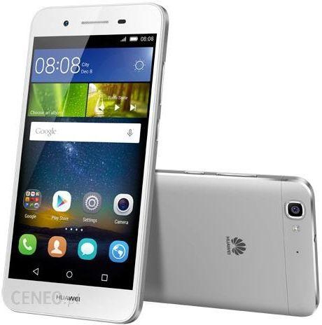 Huawei P8 Lite Smart Dual Sim Srebrny Cena Opinie Na Ceneo Pl