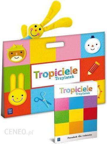 podręcznik tropiciele przedszkole