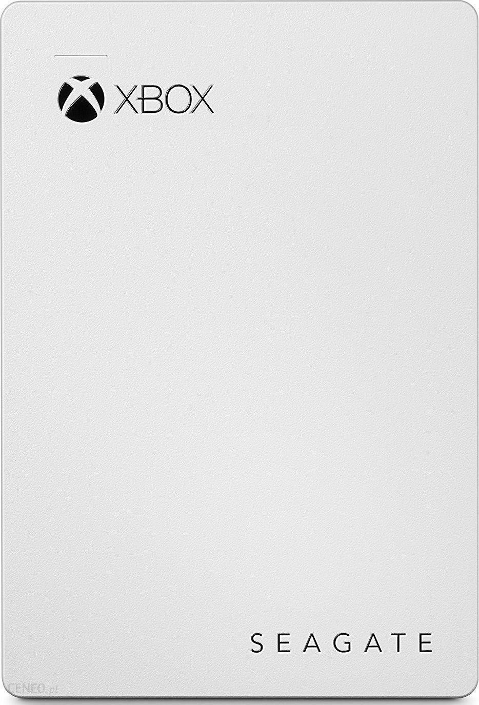 """""""Seagate"""" žaidimų diskas, skirtas """"Xbox One 4TB Limited Edition"""" (""""Game Pass"""" 2 mėnesiams), baltas (STEA4000407)"""