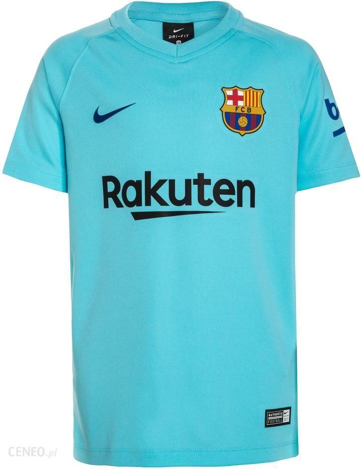 0bf27865266 Nike Performance FC BARCELONA BREATHE FOOTBALL AWAY Koszulka sportowa  polarized blue deep royal blue -