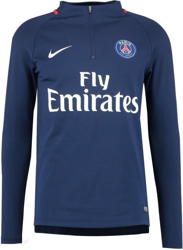 876a94292 Nike Performance PARIS ST. GERMAIN Bluza midnight navy - Ceny i ...