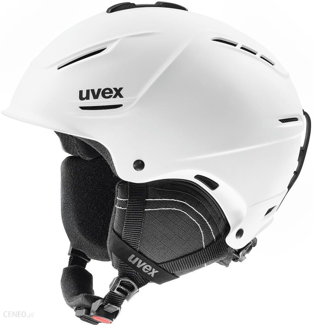 Kask Uvex P1us 2,0 Biały