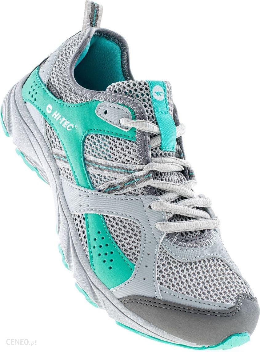 0d6d6411b733e Hi-tec Damskie Buty CERES WOS MID GREY/LIGHT GREY/MINT GREEN r. 36 ...