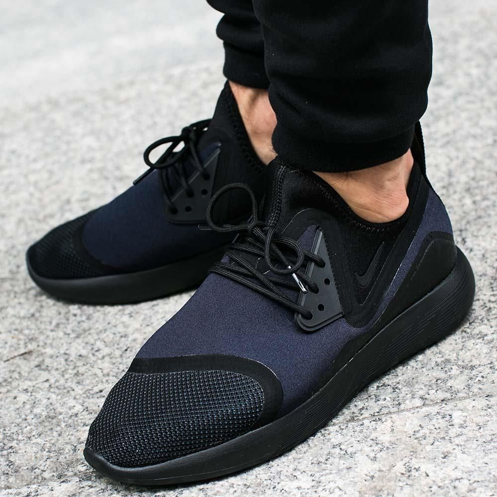 buty nike lunarcharge essential black dark obsidian. Black Bedroom Furniture Sets. Home Design Ideas