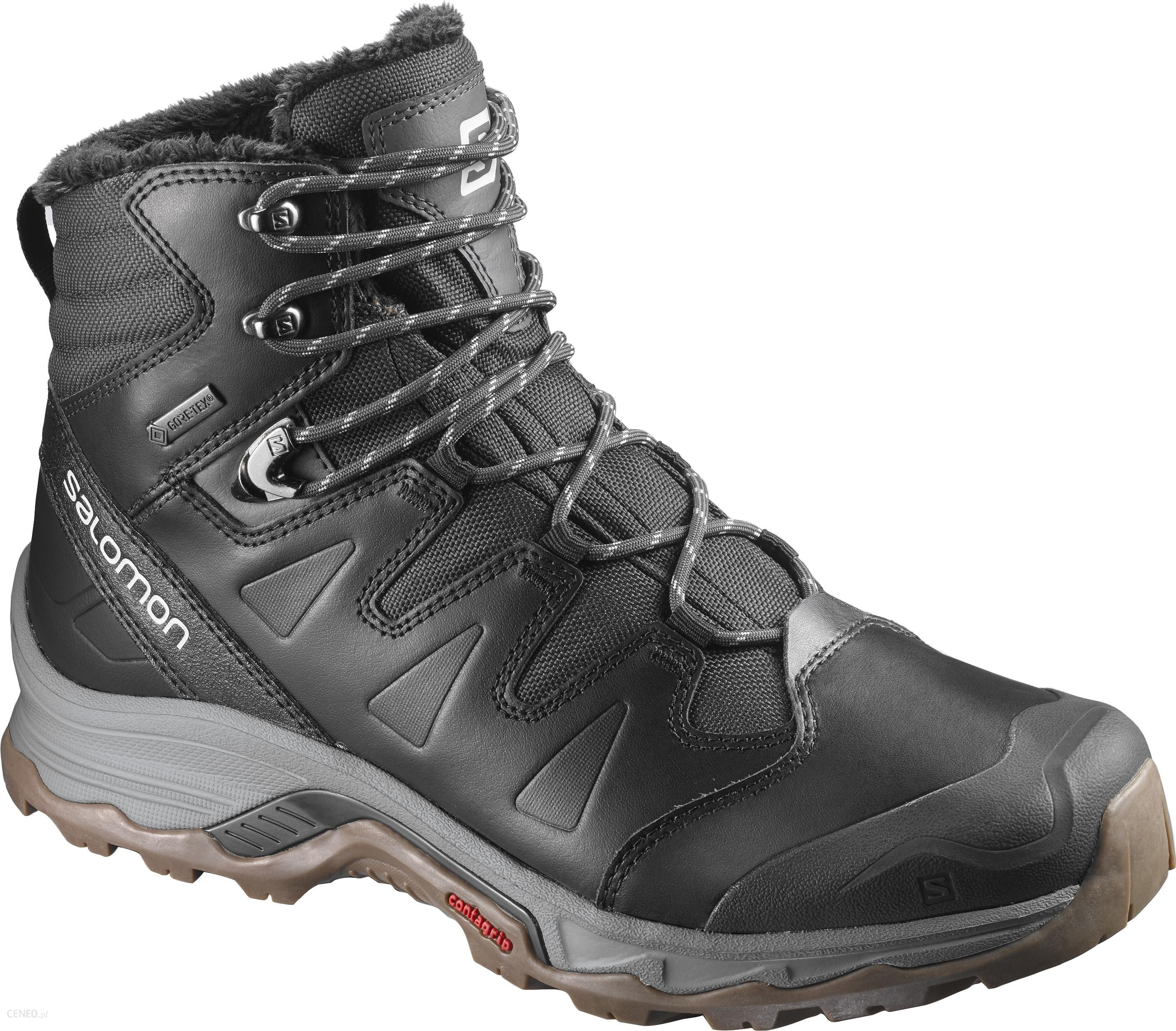 BUTY SALOMON QUEST WINTER GTX® PhantomBk