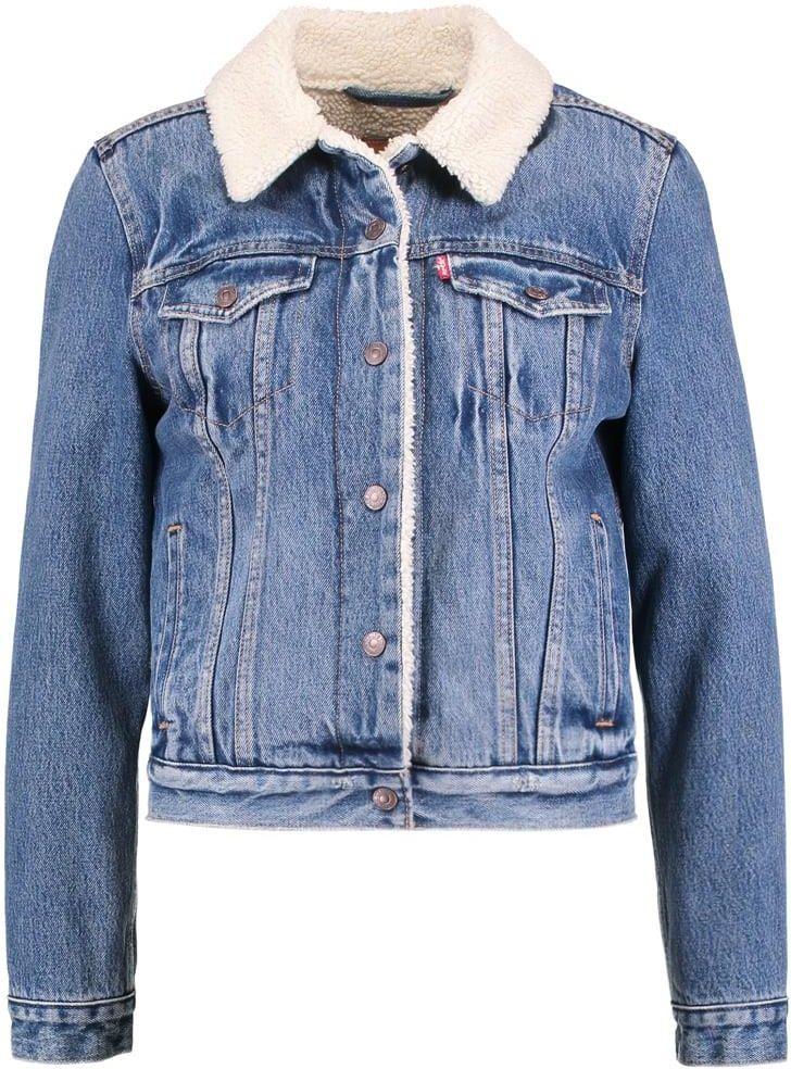 Levi's® ORIGINAL SHERPA TRUCKER Kurtka jeansowa extremely lovable