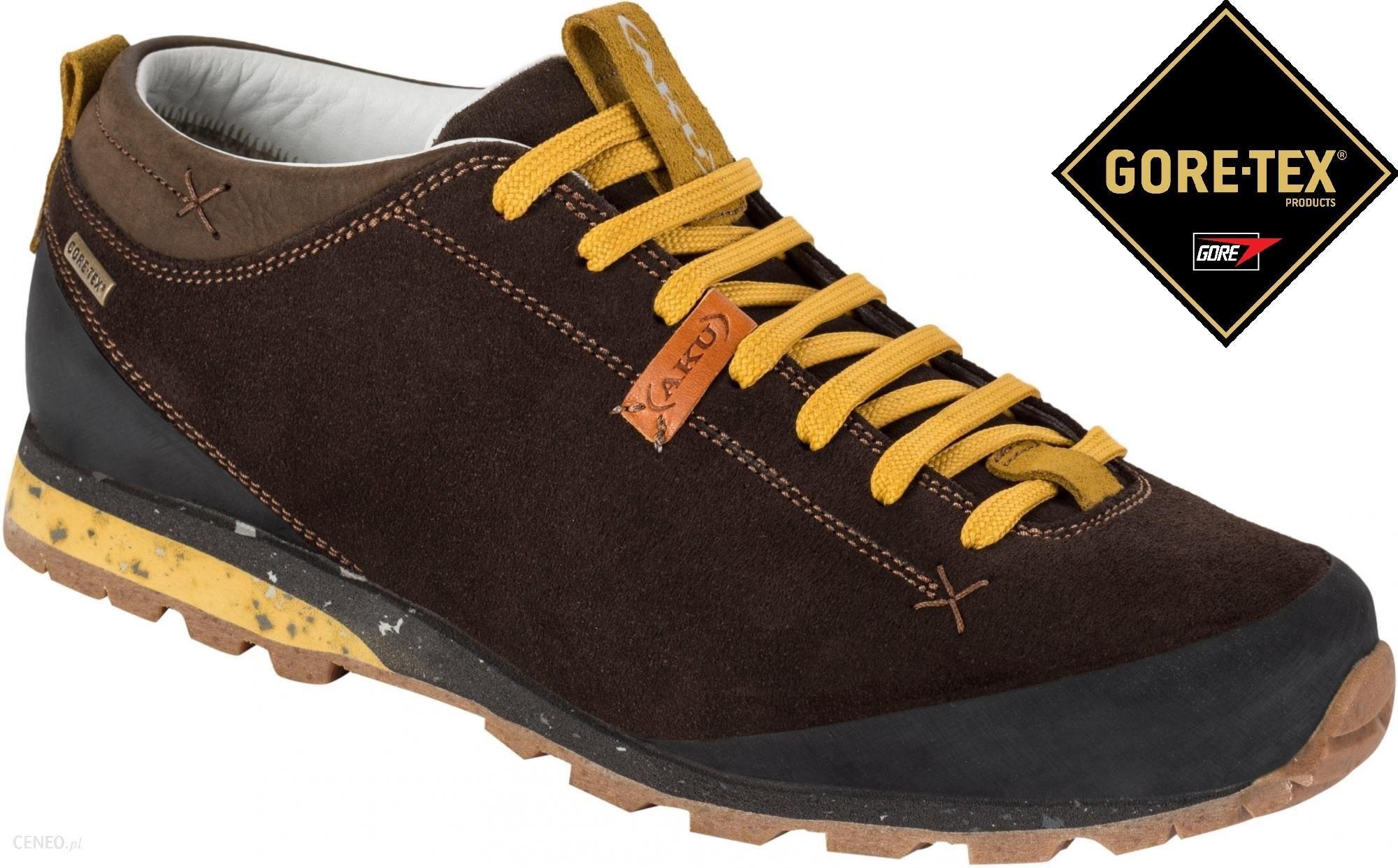 3f856b45d15b15 Aku buty turystyczne Bellamont Suede GTX brown 8,0 (42,0) - Ceny i ...