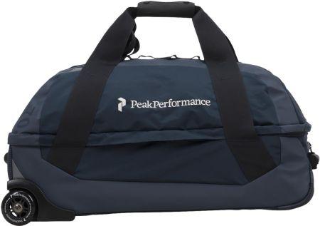 90095ffed7410 G36544065 TORBA PEAK PERFORMANCE R D TROLLEY 70L BAG BLUE SHADOW