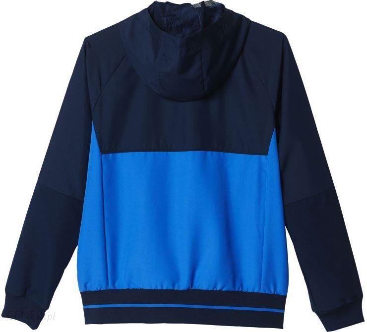 Adidas Bluza treningowa Tiro 17 Junior Czarna, 164