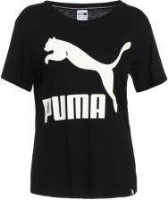 Puma ARCHIVE Tshirt z nadrukiem black