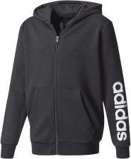 Bluza adidas YB Lin FZ Hood CF0012 rozm. 140 cm Ceny i opinie Ceneo.pl