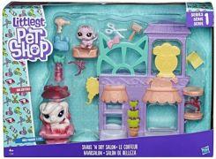 Hasbro Littlest Pet Shop Studio Urody Salon Fryzjer C1202 Ceny I