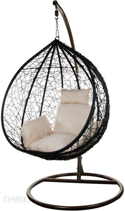 fotel bujany kosz ogrodowy jysk