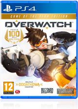 Overwatch - Game Of The Year (Gra PS4)