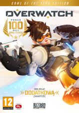 Overwatch - Game Of The Year (Gra PC)