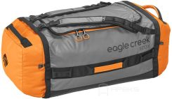 57e125e61a995 Eagle Creek Cargo Hauler Duffel 120L XL bardzo duża składana torba podróżna    plecak - Orange   Grey