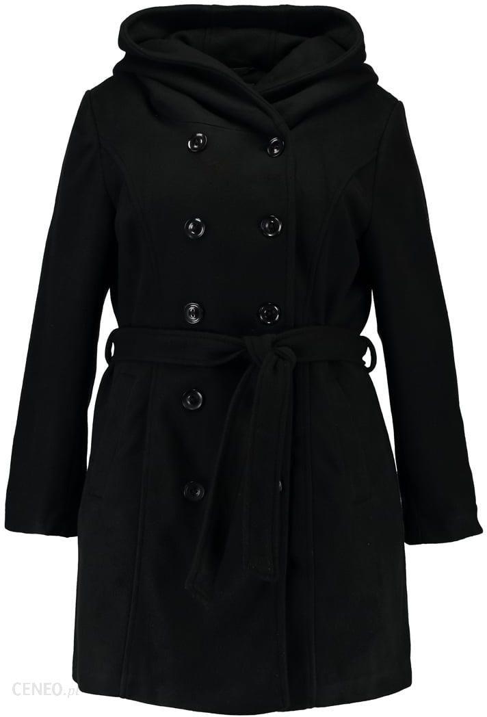 Anna Field Curvy Płaszcz wełniany Płaszcz klasyczny black