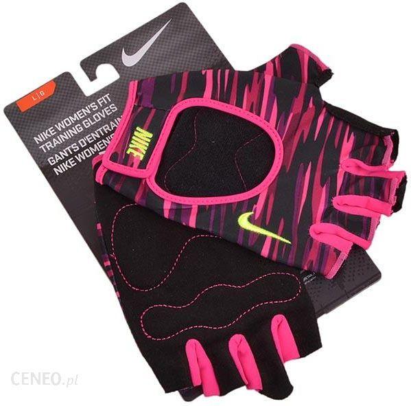 Rękawiczki Fitness damskie Reebok białe roz.M