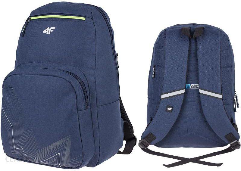 9542ee62e8b2d Plecak Plecak szkolny miejski sportowy 4F PCU003 16 L - Ceny i ...