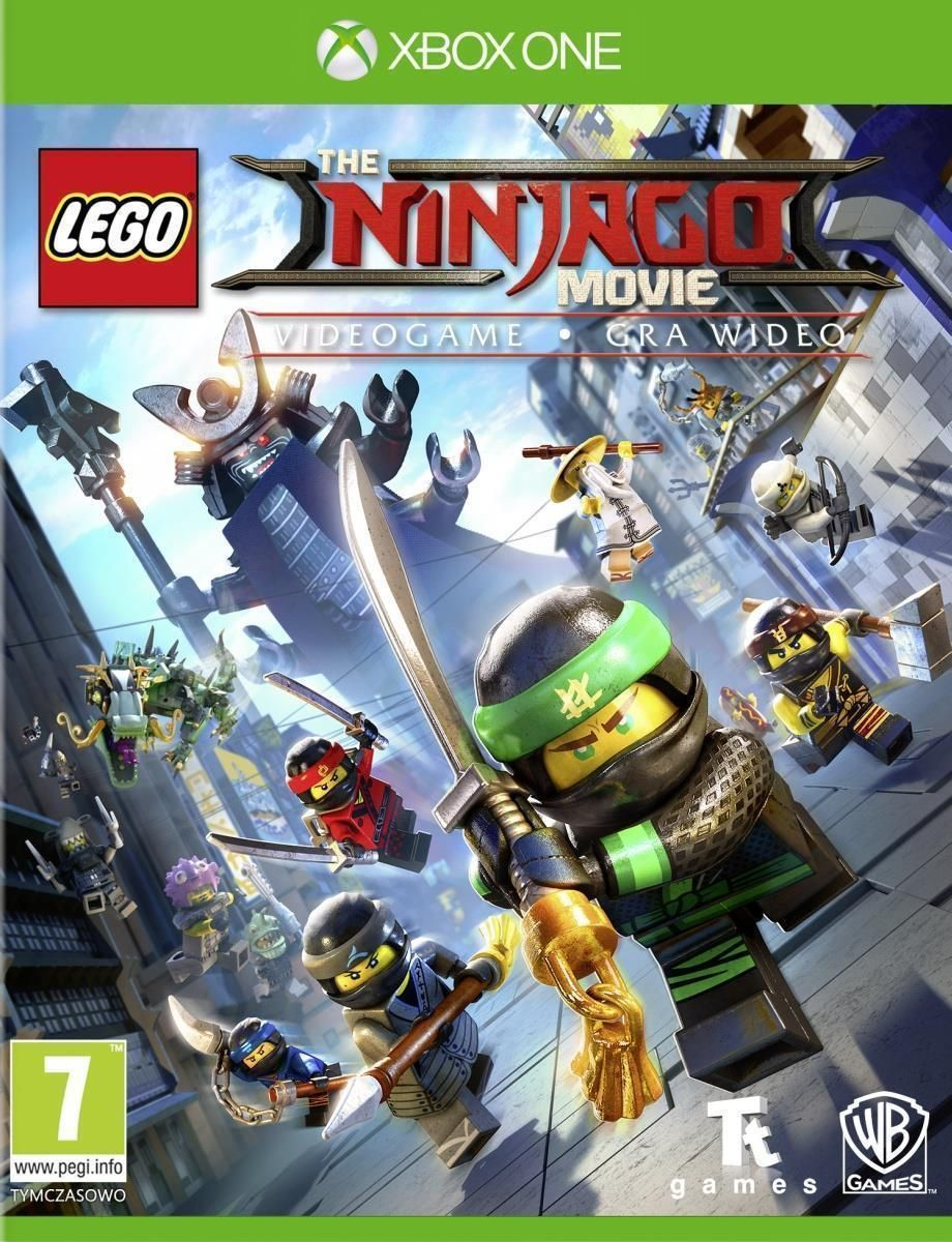 Gra Na Xbox One Lego Ninjago Movie Gra Xbox One Od 7849 Zł Ceny