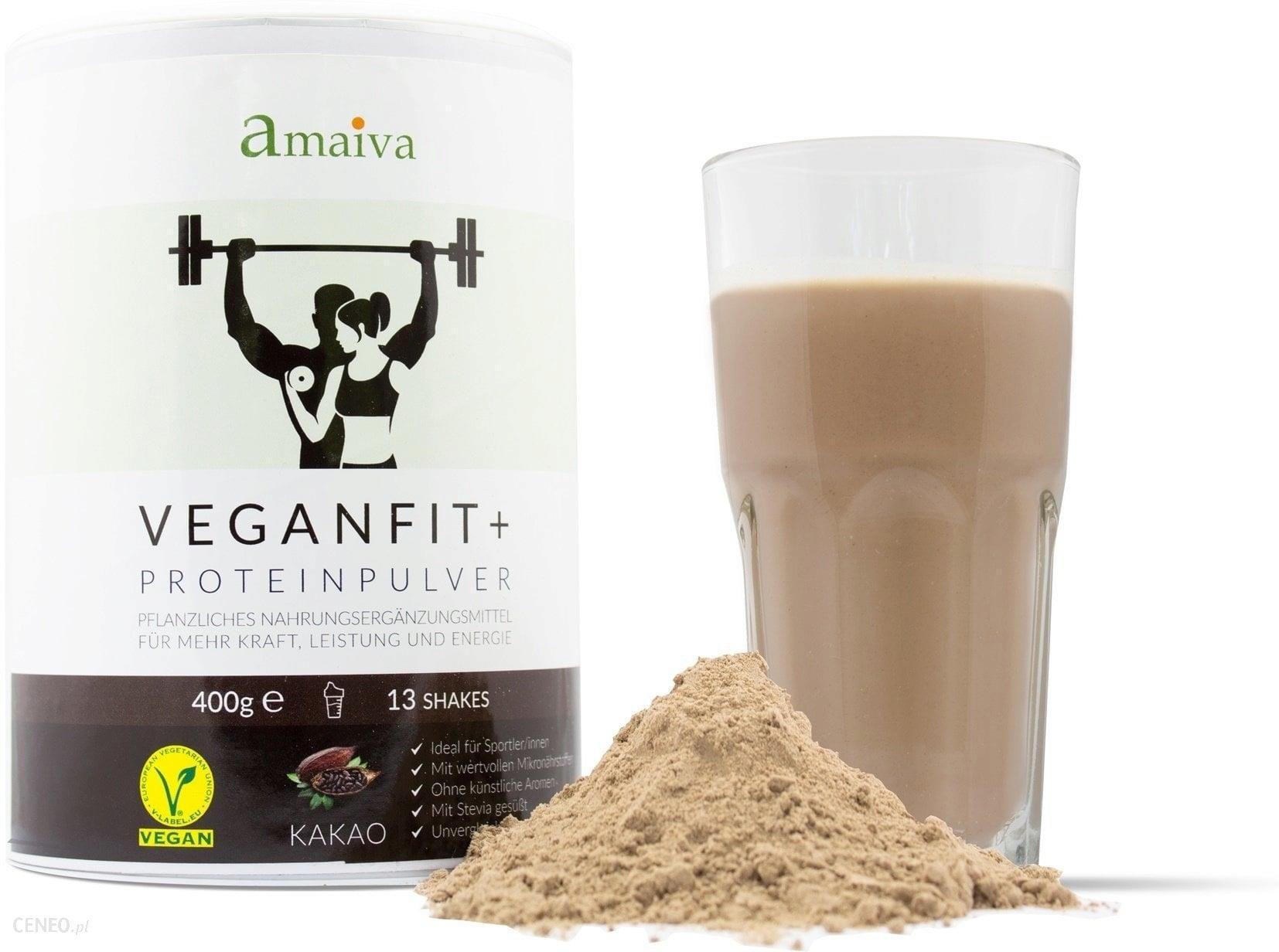 proteinpulver med stevia