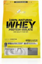 Odzywka Bialkowa Olimp 100 Natural Whey Protein Isolate 600g Ceny I Opinie Ceneo Pl