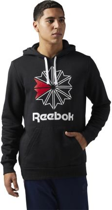 f87d453fd10bf Bluza Reebok Classics Star Hoodie (BR5021)