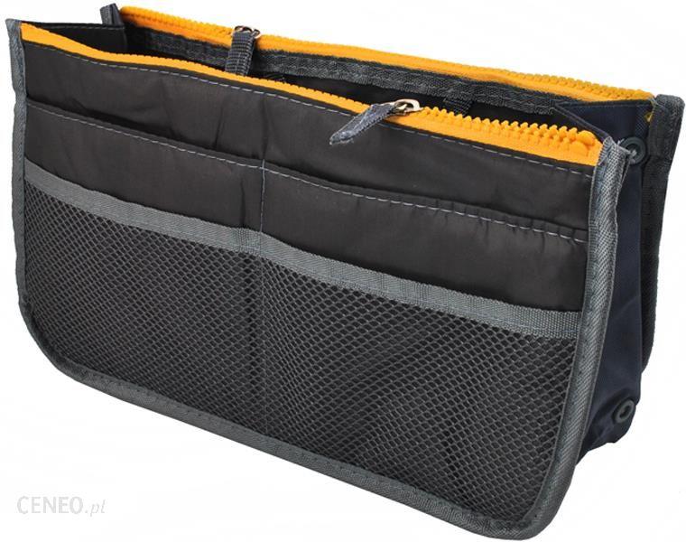 Amazon aulei torebka damska torebka na kosmetyki kosmetyczka damskie torebki torba podróżna organizer z kieszeniami walizka, kolor: granatowy