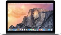 "Apple Macbook 12""/256GB/Core M Srebrny (MNYH2ZEA)"