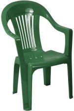 Krzesło Ogrodowe Kring Krzesło Ogrodowe Nevada 57x54x90 Cm Plastik Zielony Ceny I Opinie Ceneopl