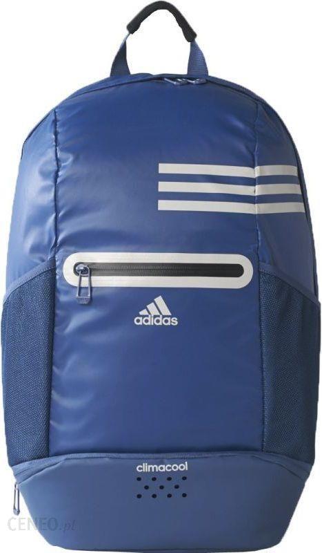 aed85c06e1b9b Plecak Adidas Plecak Climacool Backpackniebieski S18190 - Ceny i ...