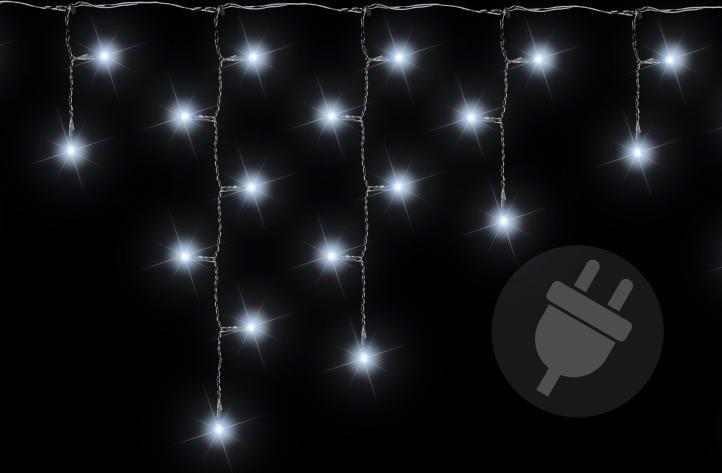 Lampki 72 Led Jak Sopelki Zimny Bialy 2 7 M Opinie I Atrakcyjne Ceny Na Ceneo Pl