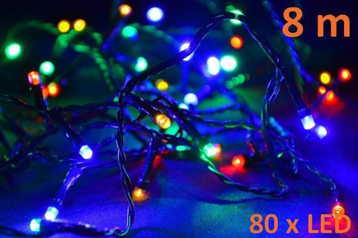 Lampki świąteczne 80 Led Oświetlenie Choinkowe Opinie I Atrakcyjne Ceny Na Ceneopl
