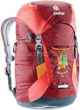 6f21249dd3a83 Deuter Plecak Szkolny Turystyczny Waldfuchs Czerwony 14L