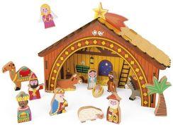 Znalezione obrazy dla zapytania szopka bożonarodzeniowa