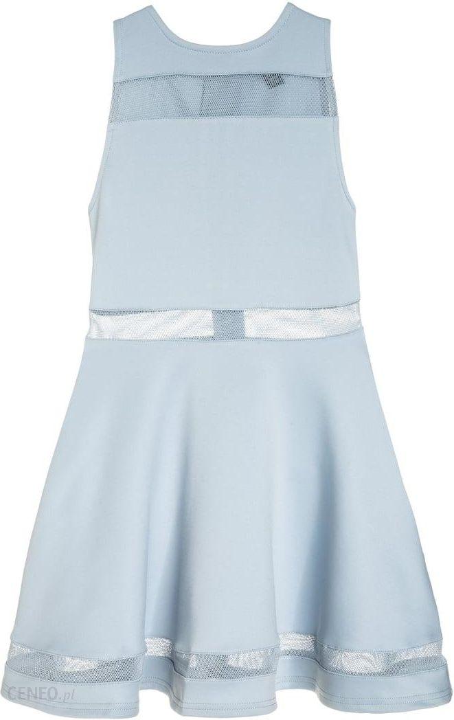 63368b46dc New Look 915 Generation CHOKER SKATER Sukienka letnia light blue - zdjęcie 1
