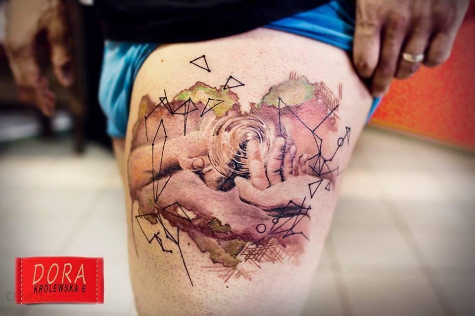 Tatuaż Artystyczny Mały Lublin 300zł