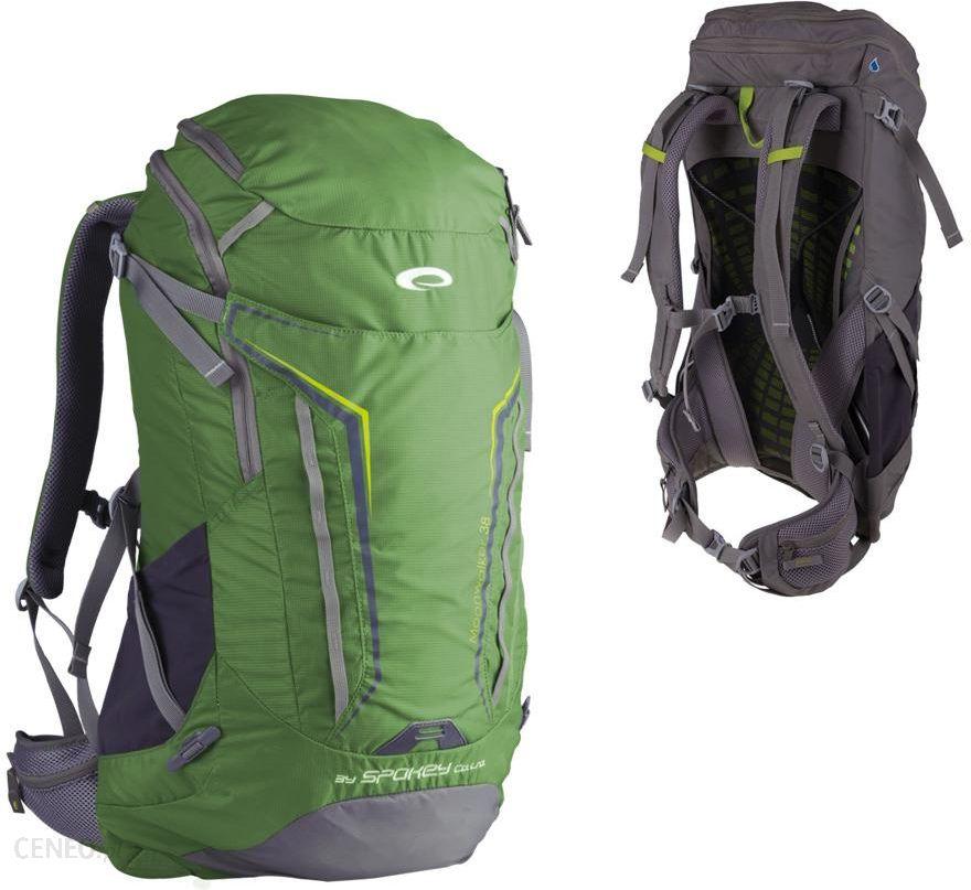 30781d37b5aa3 Plecak Spokey Plecak Turystyczny Moonwalker 38 Zielony - Ceny i ...
